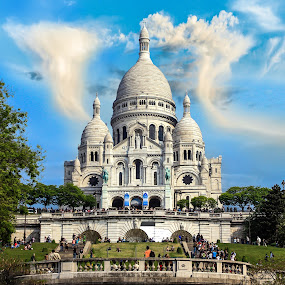 Sacre Coeur, Paris by Charles Ong - Buildings & Architecture Places of Worship (  )