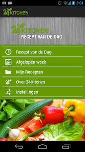 Recept van de dag, 24Kitchen - screenshot thumbnail
