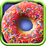 Donuts Maker-Cooking game 1.0.24 Apk