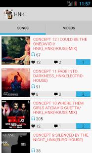 HNK screenshot