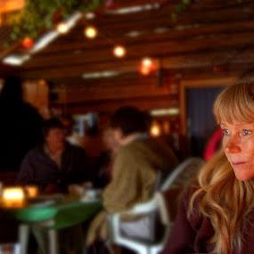 by Kajsa Karlsson - Uncategorized All Uncategorized ( barn, thinking, woman, blue eyes, party, deep,  )