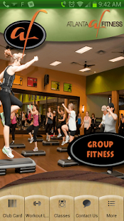 Atlanta Fitness - screenshot thumbnail