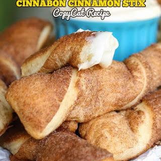 Copycat Cinnabon Stix