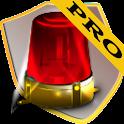 Anti theft Security alarm pro icon