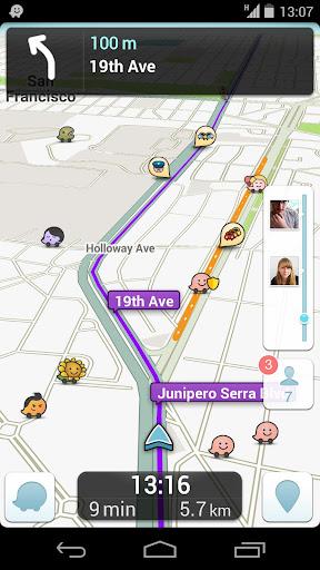 位智社区 GPS,地图 交通