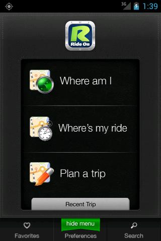 Ride On Real Time - screenshot