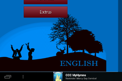 CCCmyHymns English - screenshot thumbnail