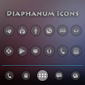 DIAPHANUM ICONS APEX/NOVA/ADW icon