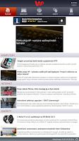 Screenshot of WP Tech