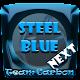 SteelBlue CM11 & CM12 Theme v1.14.3.12