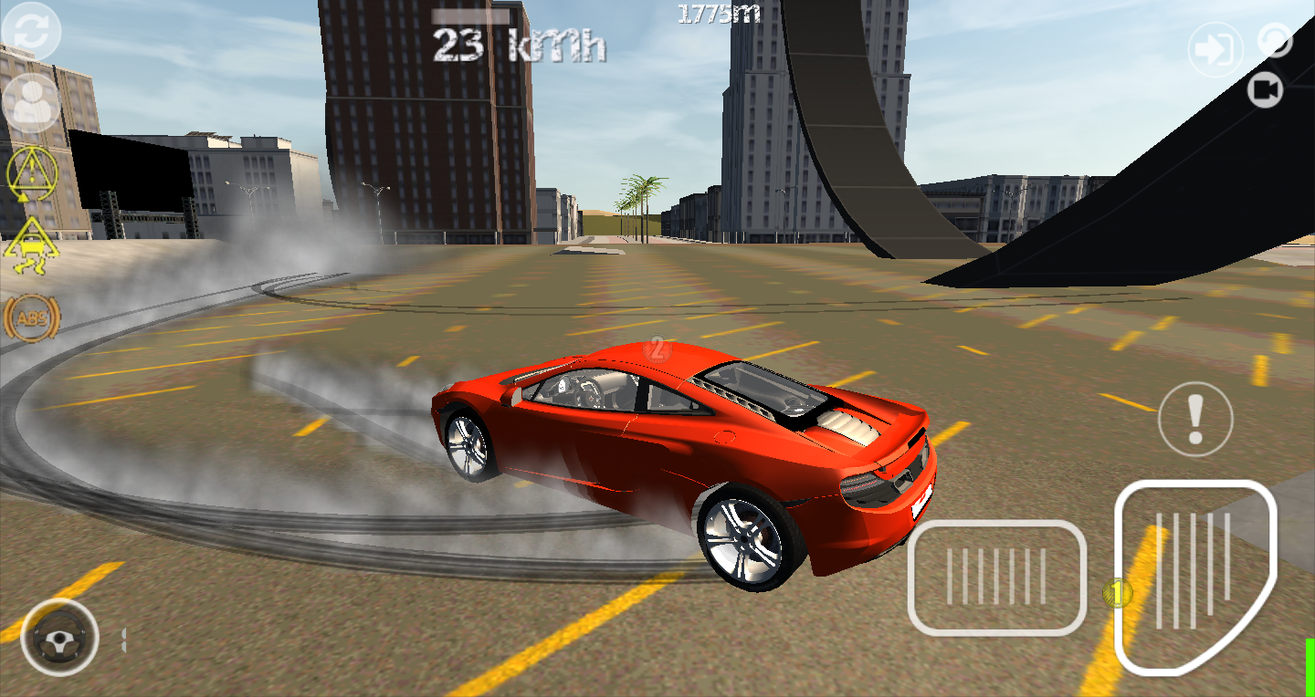 Turbo gt car simulator 3d android apps on google play for Car paint simulator