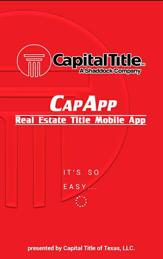 CapApp Real Estate