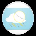 日本各地天気情報 icon