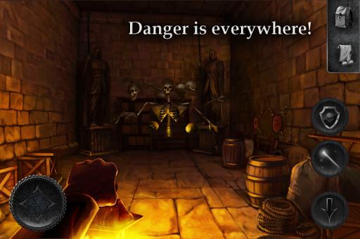 Slenderman Origins 2 Saga Free. Horror Quest. 1.0.11 screenshots 4
