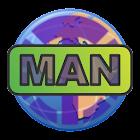 Mapa offline de Mánchester icon