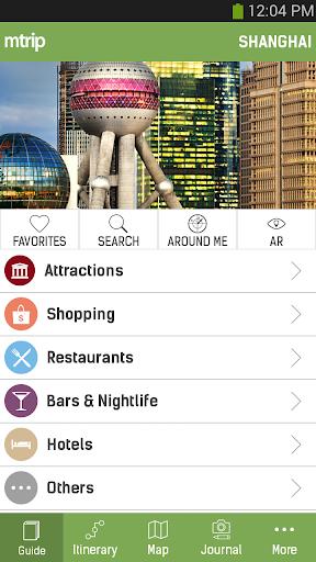 Shanghai Travel Guide – mTrip