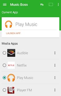 Music Boss for Pebble - screenshot thumbnail