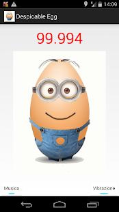 Despicable Tamago Egg