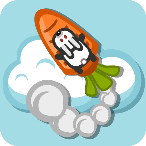 Bunny Goes Boom! Flying Game🚀 file APK Free for PC, smart TV Download