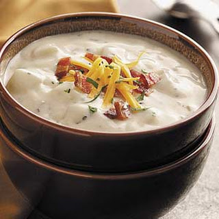Zippy Baked Potato Soup