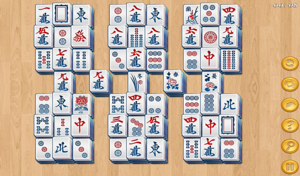 Mahjong Deluxe HD - screenshot