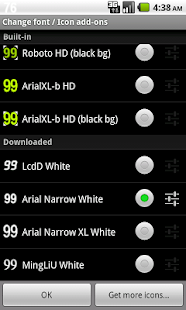 BN Pro White Text- screenshot thumbnail