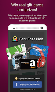 Perk Prize Mob screenshot 0