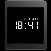 Screenshot of Retro LCD Wear Watchface