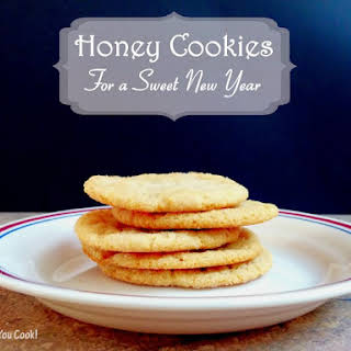 Honey Cookies.