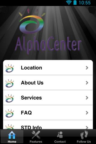 Alpha Center