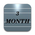 Three Month Calendar logo