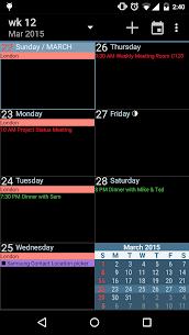 aCalendar+ Calendario y Tareas 6