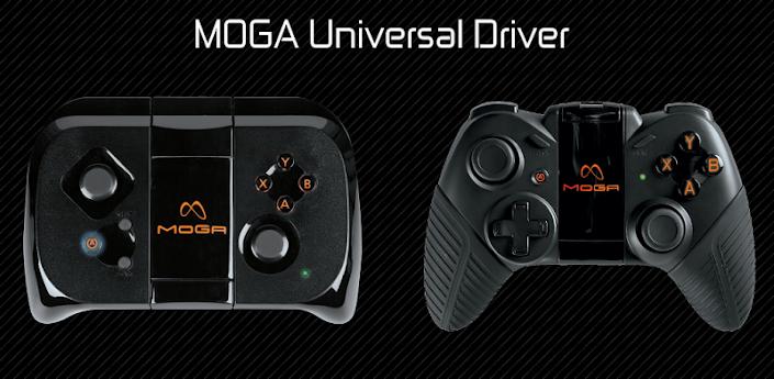 MOGA Universal Driver (donate)