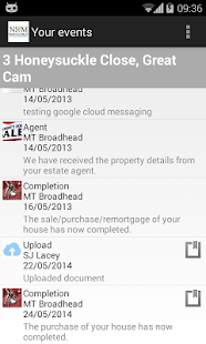 NBM Conveyancing Solicitors- screenshot thumbnail