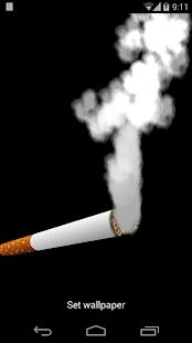 Cigarette Smoking Wallpaper