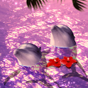 Tropical Ocean-Twilight icon