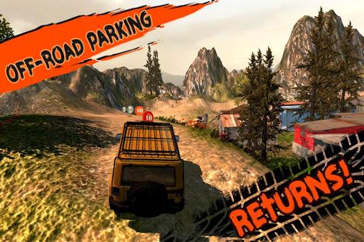 3D Off-Road Truck Parking 2