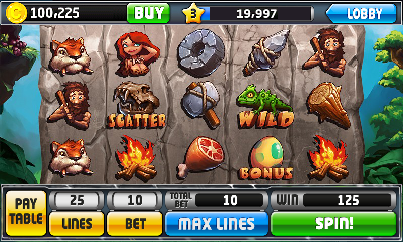 Slots Fever - slot machines screenshots