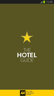 2013 AA Hotel Guide - screenshot thumbnail