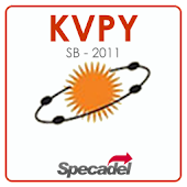 KVPY SB/SX  2011