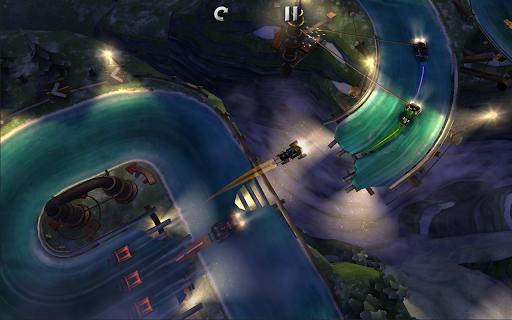 【免費賽車遊戲App】Slingshot Racing-APP點子