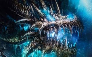 Screenshot of 3D Dragon