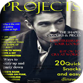 Magazine Cover Creator