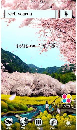 ZEN Heavenly Blossoms Theme 1.1 Windows u7528 1