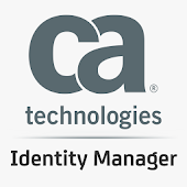 CA Identity Manager