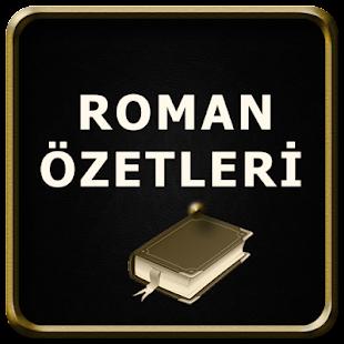 Roman Özetleri - náhled
