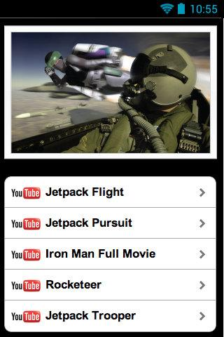 Jetpack Flight - screenshot