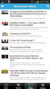 Natural News Mobile- screenshot thumbnail