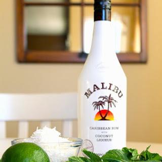 Malibu Mint Syrup