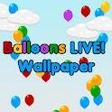 Balloons Live! Wallpaper logo